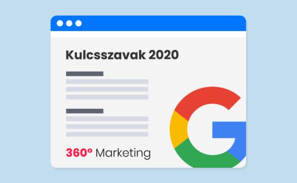 Legkeresettebb keresőszavak a Google keresőben 2020
