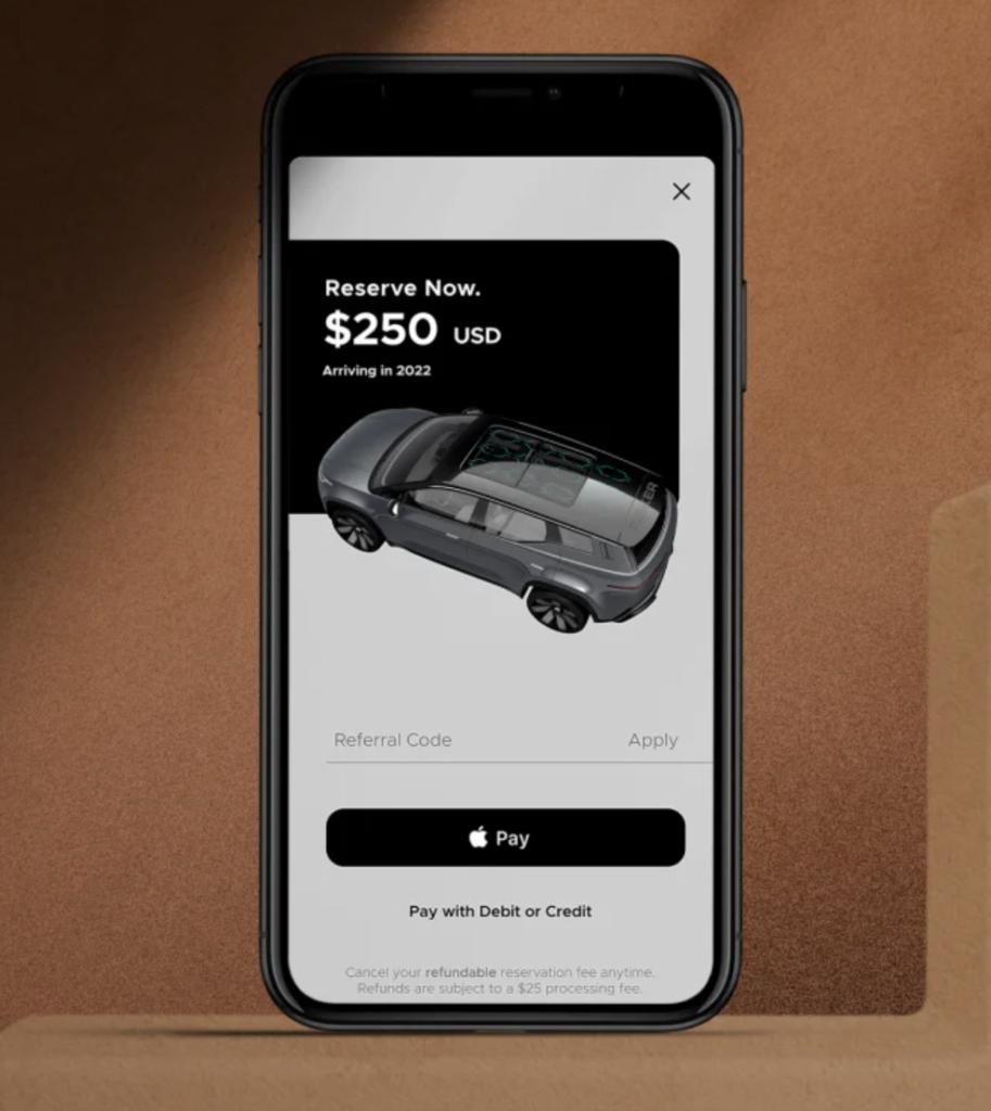 Apple Car vásárlás 2021
